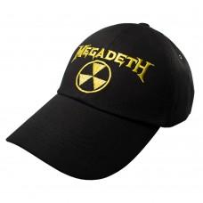Бейсболка Megadeth