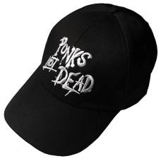 Бейсболка Punks Not Dead