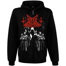 Балахон мужской с молнией Dark Funeral