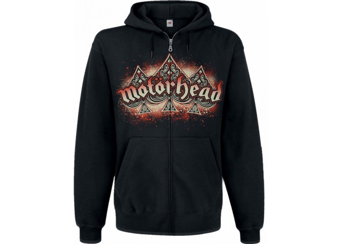 Балахон мужской с молнией Motorhead