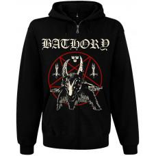Балахон мужской с молнией Bathory