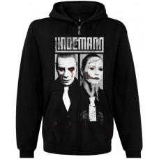 Балахон мужской с молнией Lindemann
