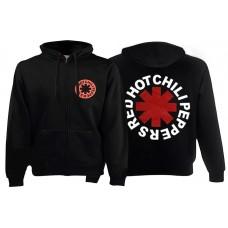 Балахон мужской с молнией Red Hot Chili Peppers