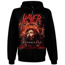 Балахон мужской с молнией Slayer