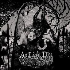 Компакт - диск AS LIGHT DIES