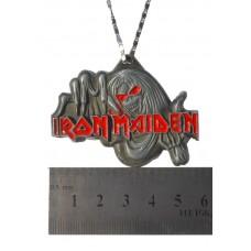 Кулон Iron Maiden