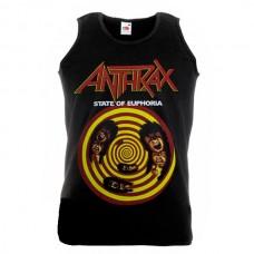 Майка Anthrax