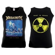 Майка Megadeth