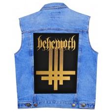 Нашивка наспинная Behemoth