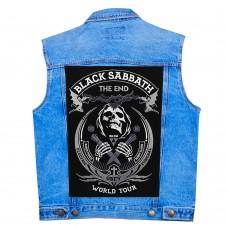 Нашивка наспинная Black Sabbath