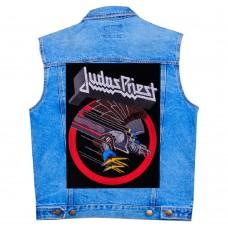 Нашивка наспинная Judas Priest