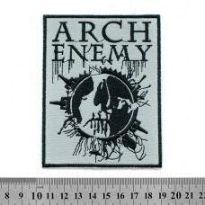 Нашивка вышитая Arch Enemy