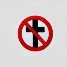 Нашивка вышитая Bad Religion
