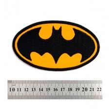 Нашивка вышитая Batman