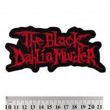 Нашивка вышитая The Black Dahlia Murder