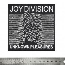 Нашивка вышитая Joy Division
