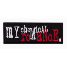 Нашивка вышитая My Chemical Romance