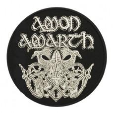 Нашивка вышитая Amon Amarth