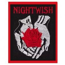 Нашивка вышитая Nightwish