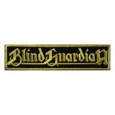 Нашивка вышитая Blind Guardian