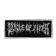 Нашивка вышитая Cradle Of Filth