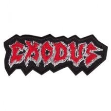 Нашивка вышитая Exodus