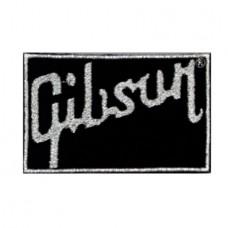 Нашивка вышитая Gibson