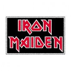 Нашивка вышитая Iron Maiden