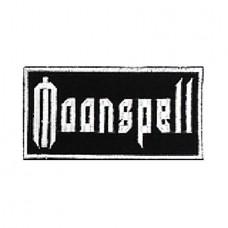 Нашивка вышитая Moonspell