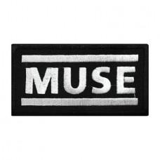 Нашивка вышитая Muse