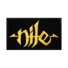 Нашивка вышитая Nile