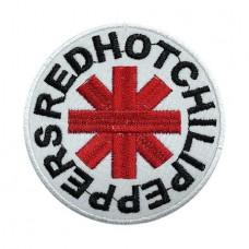 Нашивка вышитая Red Hot Chili Peppers