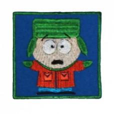 Нашивка вышитая South Park