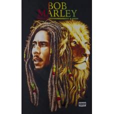Флаг Bob Marley