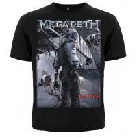 Футболка мужская Megadeth