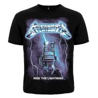 Футболка мужская Metallica