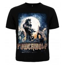 Футболка мужская Powerwolf