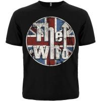 Футболка мужская The Who
