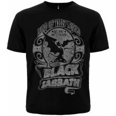 Футболка мужская Black Sabbath