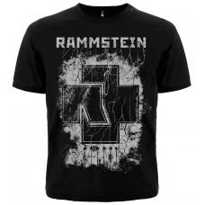Футболка мужская Rammstein