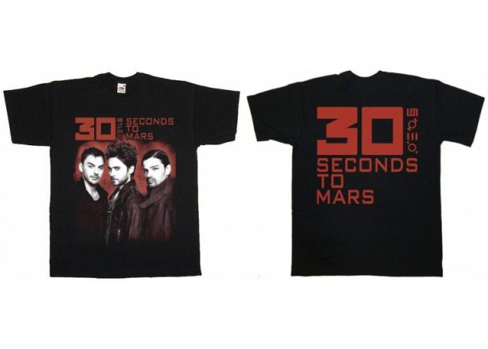Футболка мужская 30 Seconds To Mars