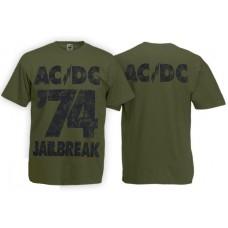 Футболка мужская AC-DC