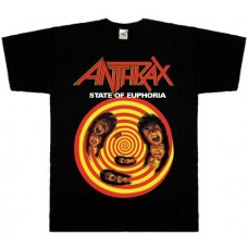 Футболка мужская Anthrax