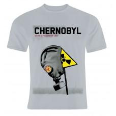 Футболка мужская Чернобыль