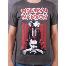 Футболка мужская Marilyn Manson