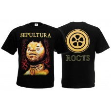 Футболка мужская Sepultura