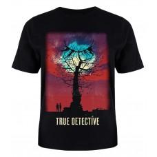 Футболка мужская True Detective