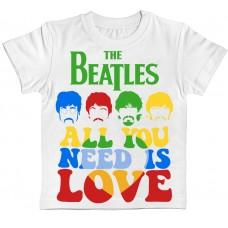 Футболка детская Beatles