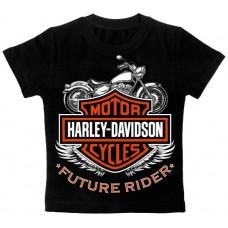 Футболка детская Harley Davidson