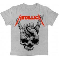 Футболка детская Metallica